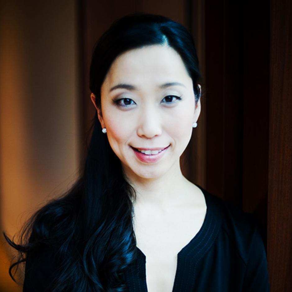 Pianist Jeanie Chung