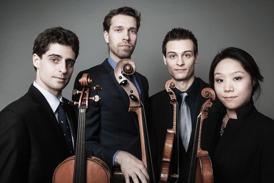 2016 Competing Quartets | Banff Centre