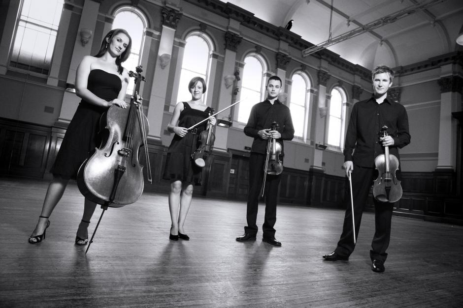 TinAlley Quartet