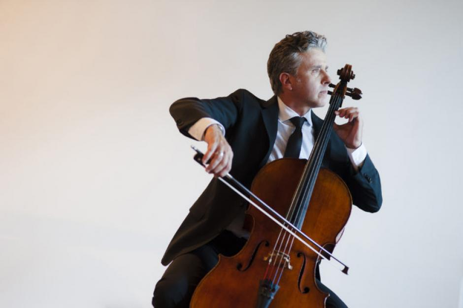 Roman Borys, Gryphon Trio, music faculty at Banff Centre