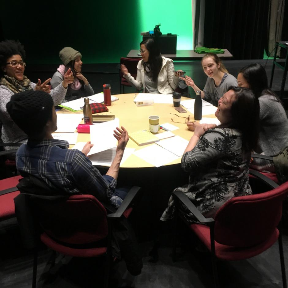 Playwrights Lab 2018