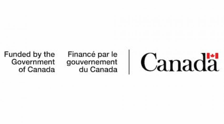 Funded by Government of Canada Logo