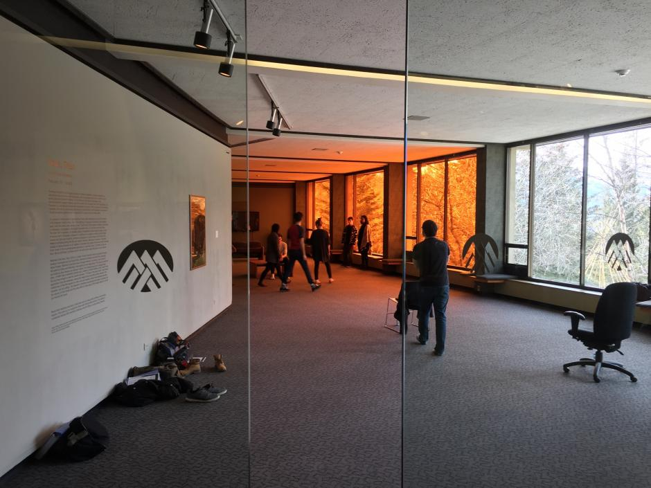 Banff-Citadel Professional Theatre Program Rehearsal in progress