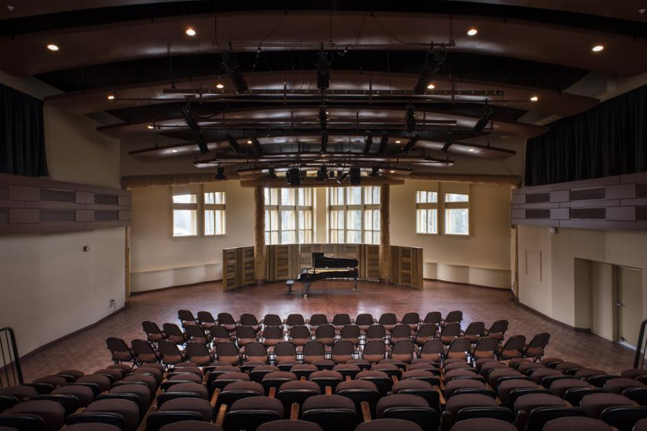 Rolston Recital Hall