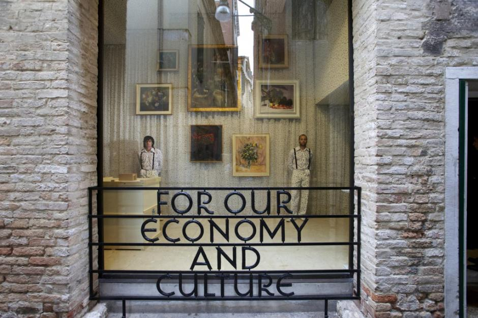 J Cibic, For Our Economy and Culture (2013).