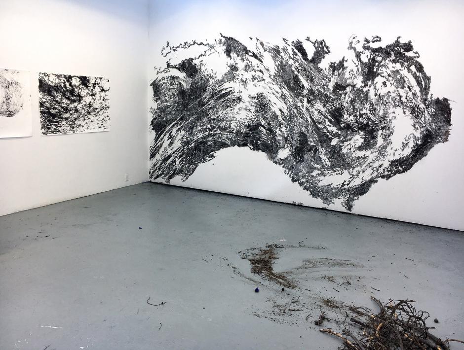 Picture of Guillermo Mena's Banff Centre Studio