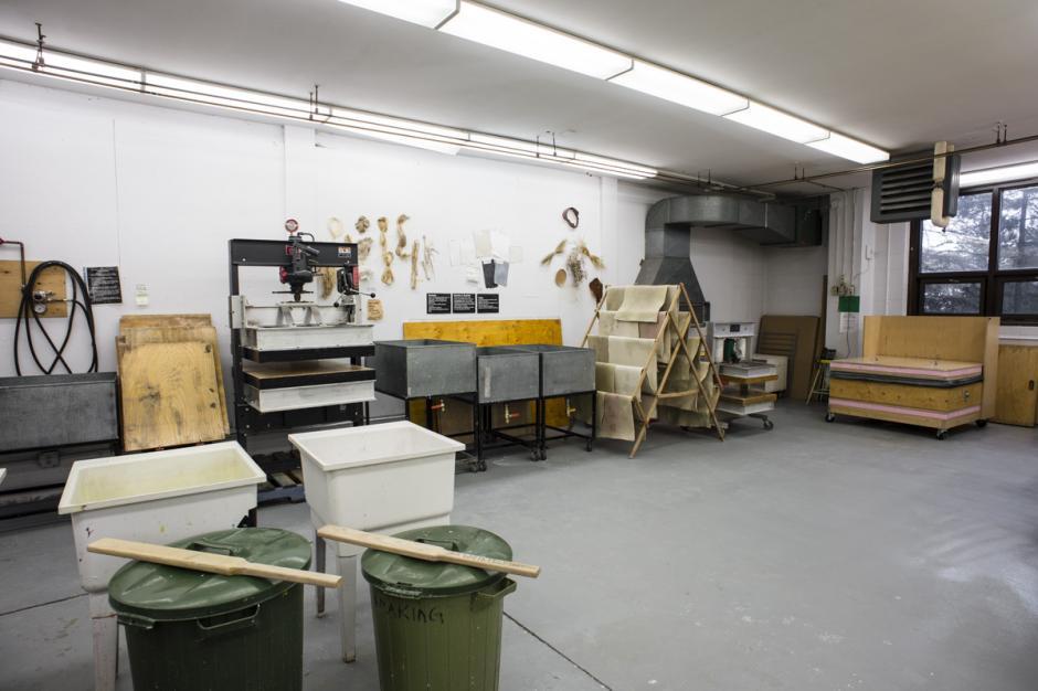 Papermaking facilties