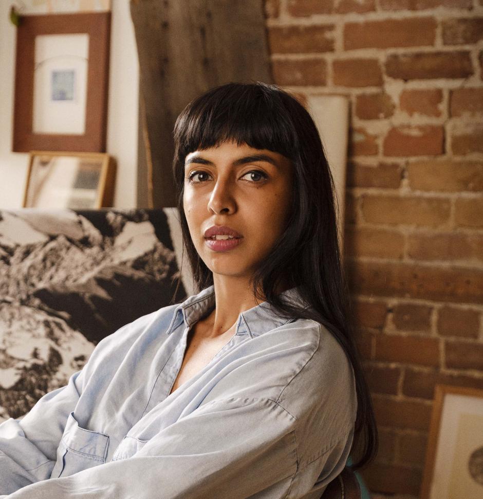 Headshot of Hajra Waheed