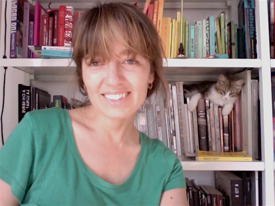 Filipa Ramos - Banff Centre BICI Crital Art Writing faculty