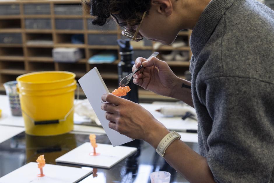 Visual Arts studio practicum programs at Banff Centre