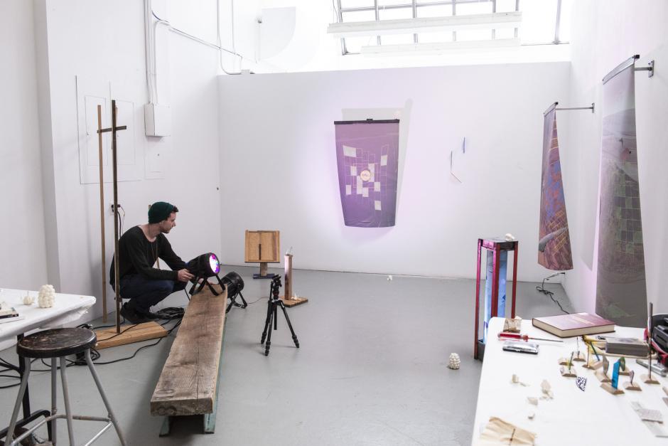 Visual Arts residency at Banff Centre