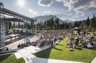 Shaw Amphitheatre, The Banff Centre