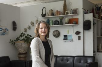 Brandy Dahrouge, Director, Visual Arts