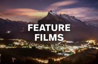 Banff Centre Mountain Film and Book Festival Feature Films