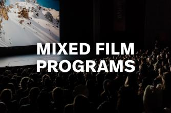 Banff Centre Mountain Film and Book Festival Mixed Films
