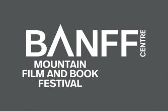 Square icon for the Banff Mountain Film and Book Festival