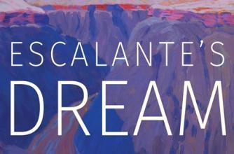Escalante's Dream book cover