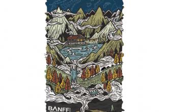 2019 Banff Centre Mountain Film and Book Festival Buff