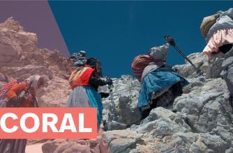 Banff Centre Mountain Film Festival World Tour Coral Program, From the film Cholitas