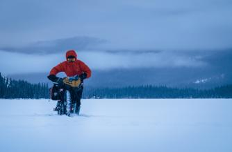 From the film The Frozen Road