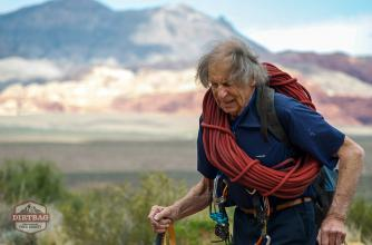 From the film Dirtbag: The Legend of Fred Beckey © Dave O'Leske