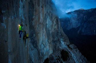 Tommy Caldwell © Jeff Johnson