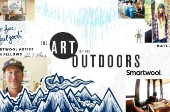 The Art of the Outdoors at Smartwool Banff