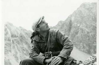 Image of Hans Gmoser