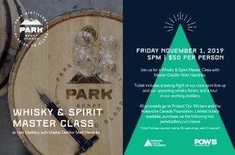Park Distillery: Whisky & Spirit Master Class