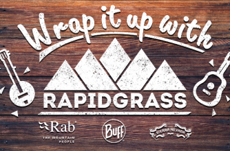 Wrap it up with Rapidgrass, November 8, Banff Centre Mountain Film and Book Festival