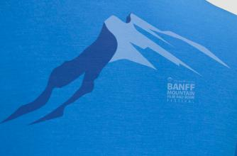 T-shirt design Banff Festival 2014