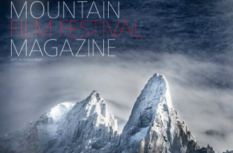 Banff Mountain Film Festival World Tour Magazine