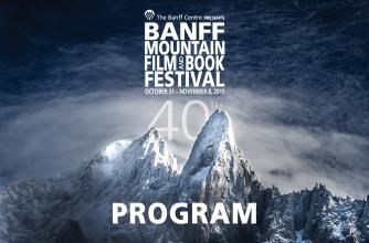 Banff Mountain Film and Book Festival Program