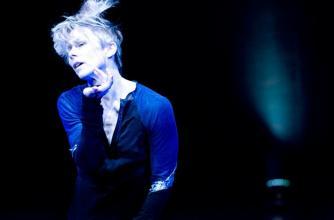 Louise Lecavalier So Blue