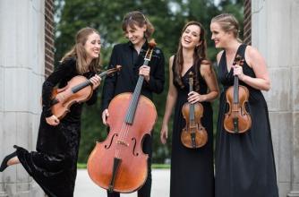 Quartet Salonièrres, EvoFest: Evolution Concert Series