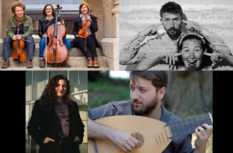Evolution: Classical, Indigo Trio, SHHH!! Ensemble, Kalliope