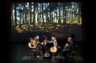 Gryphon Trio, Evolution Classical Program at Banff Centre