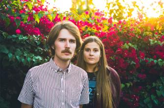 Kacy & Clayton, Canadian folk-roots duo originating from Wood Mountain, Saskatchewan.