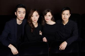 Image courtesy of Rolston String Quartet. Photo by Bo Huang