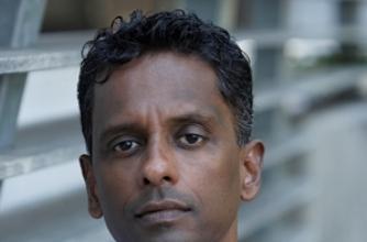Writer Shyam Selvadurai.