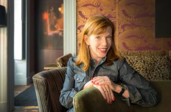 Susan Orlean, photo by Victor G. Jeffreys II