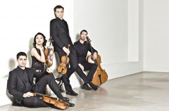 Tesla Quartet, Image by Dario Acosta