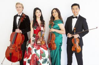 Image courtesy of Viano String Quartet