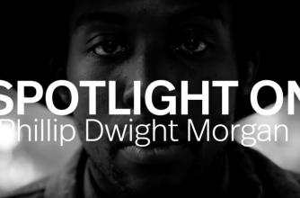 Phillip Dwight Morgan