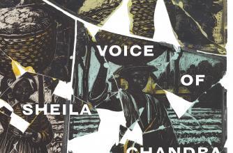 Kazim Ali, The Voice of Sheila Chandra