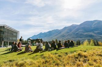 Indigenous Leadership program at Banff Centre