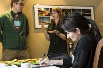 Innovation and Communications Residency with Integrated Sustainability