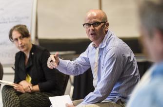 Charles Leadbeater, ALT/Now: Economic Inequality advisor