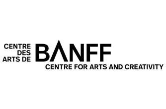 Banff Centre for Arts and Creativity Bilingual Logo in Black