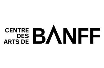 Banff Centre for Arts and Creativity French black logo